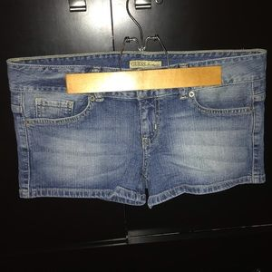 Guess Jean Shorts Size 28